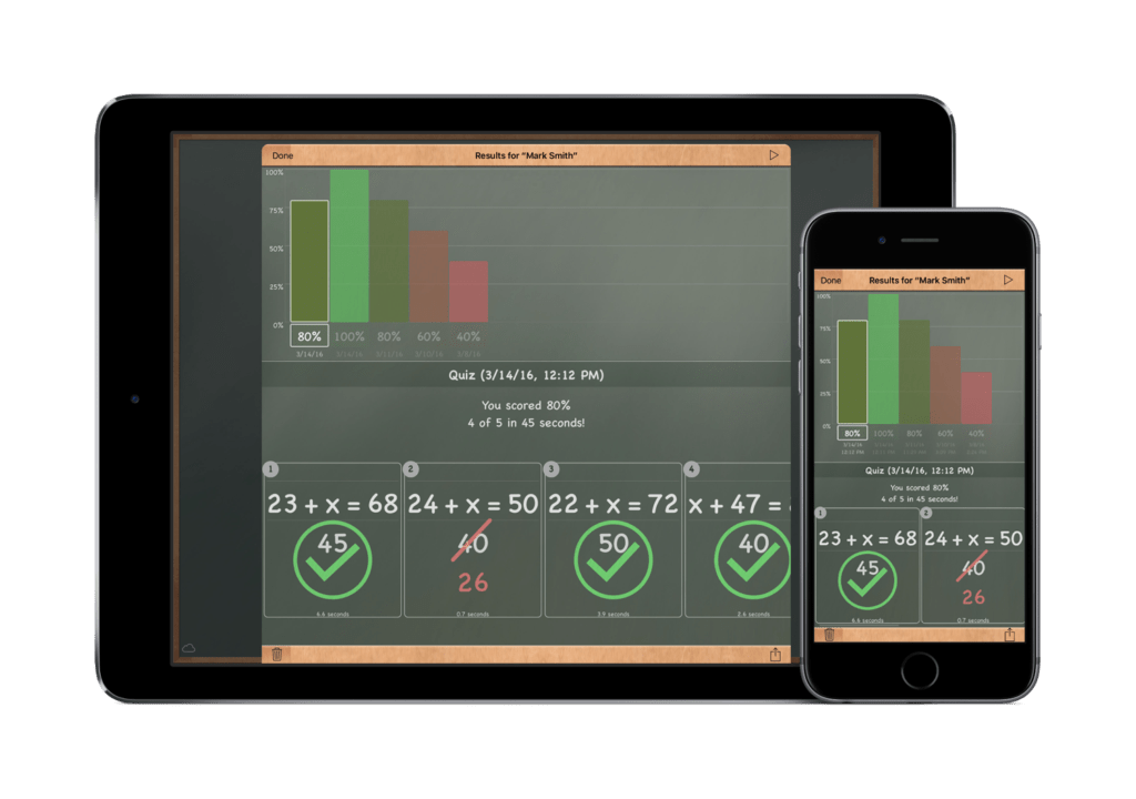 Best math apps for tweens and teens: The MathBoard app is far more that it seems at first glance and is so helpful!