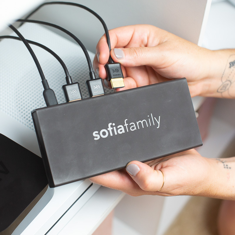 Get the new Sofia Family digital activity time manager on Indiegogo | sponsor