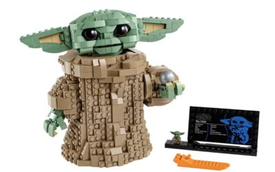 Alert! Baby Yoda Lego Set lets your child build The Child.