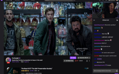 Here's what you need to know about Twitch Watch Parties (Think Netflix Party, but… on Twitch)