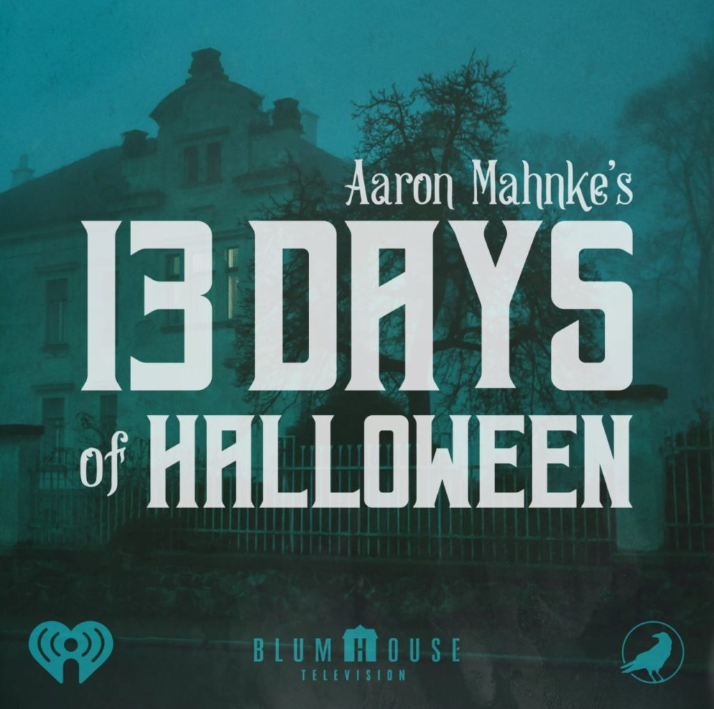 6 scary podcasts for kids, just in time for Halloween: 13 Days of Halloween