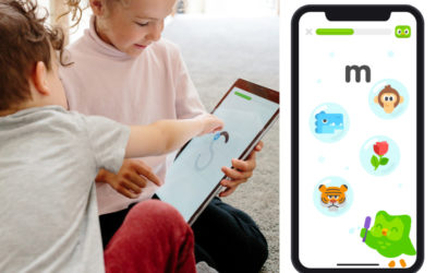 The new Duolingo ABC app is a totally free way to help kids with reading and writing