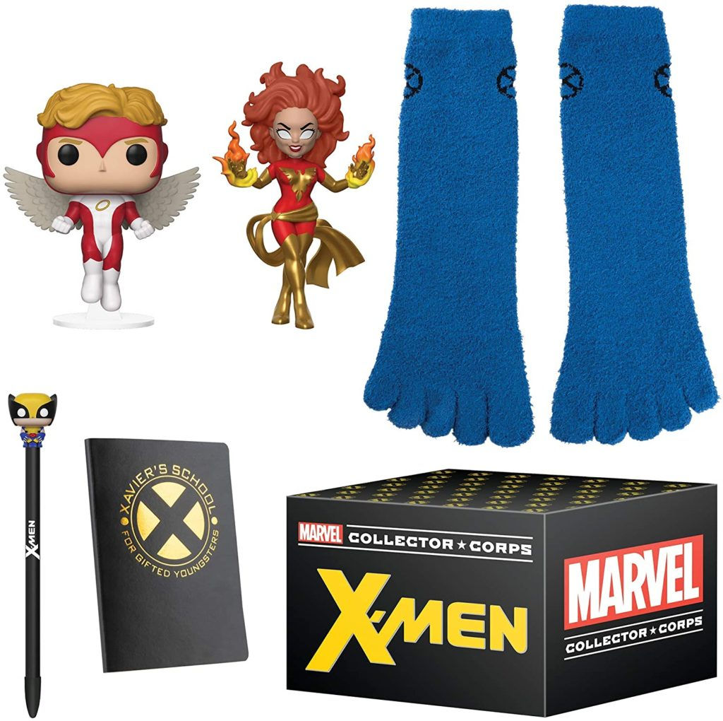 Marvel Collector Corps subscription box by Funko make a great gift for collectors