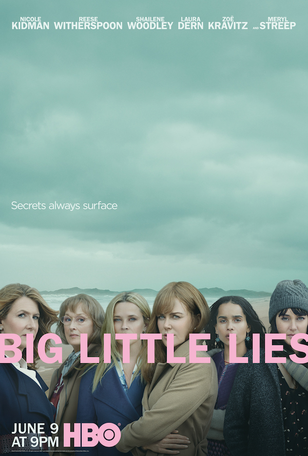 Big Little Lies is part of the HBO original content available on HBO Max.