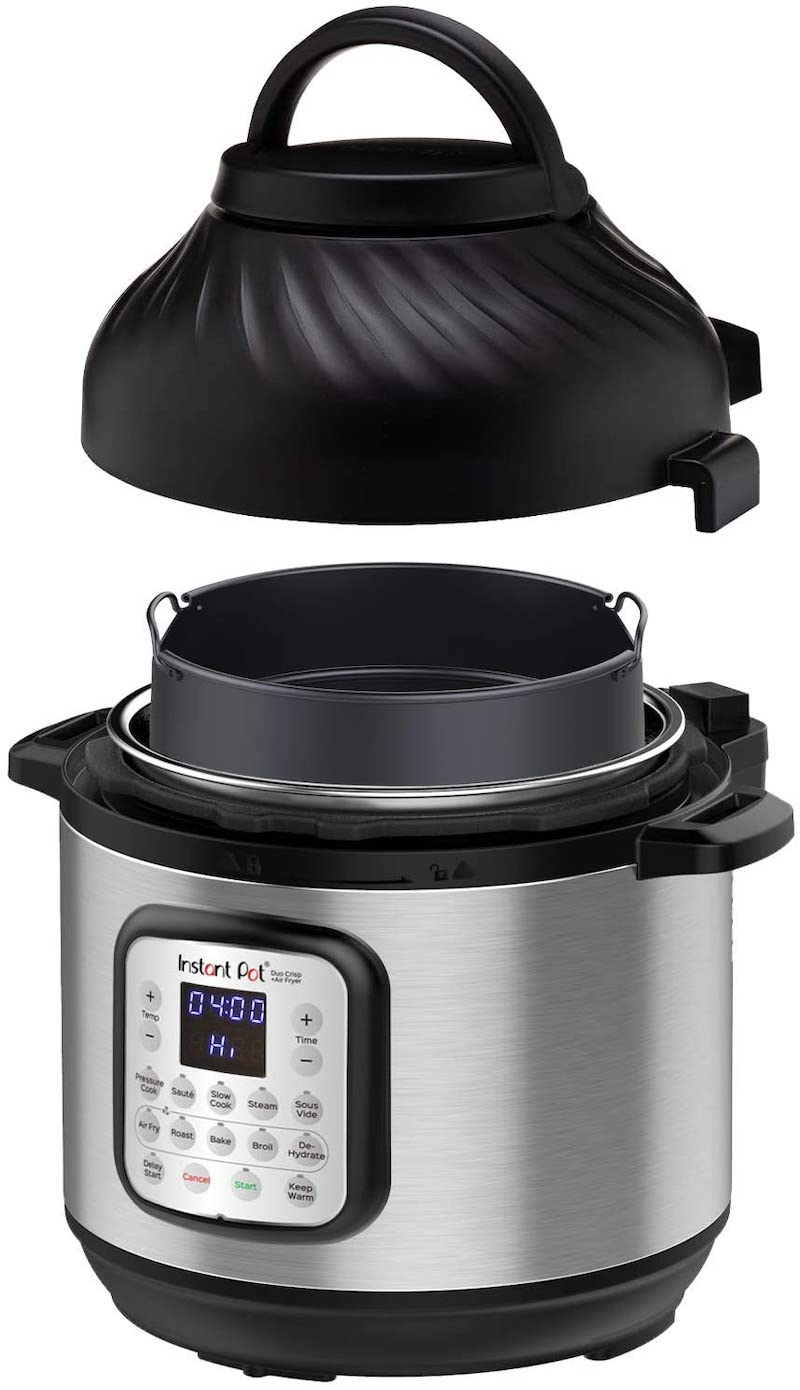 Gadgets to get you through winter quarantining: An Instant Pot, or a new accessory if you already have one.
