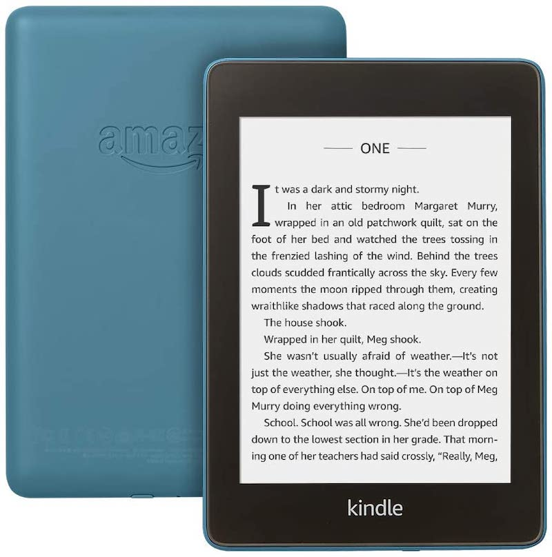 10 gadgets to get before winter hits: A Kindle Paperwhite for all your winter reading.