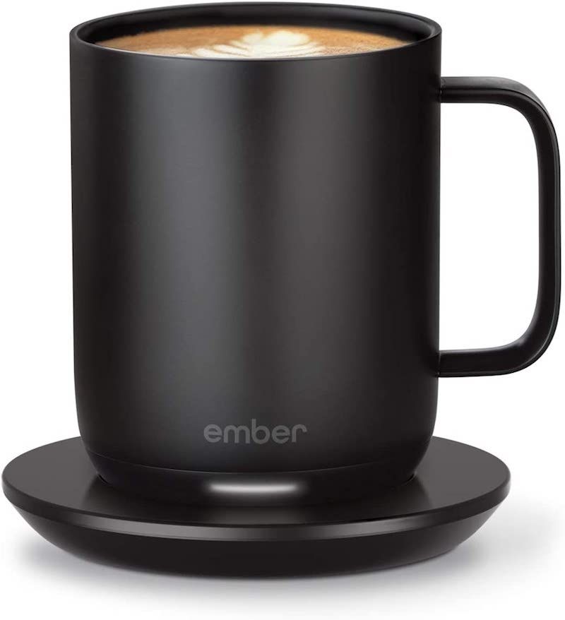 Gadgets for a winter quarantine: An ember coffee mug, to actually keep your coffee hot.