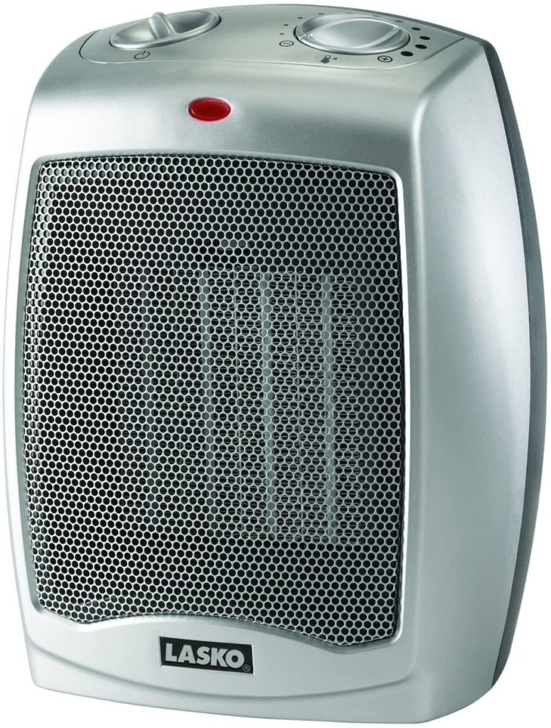 Gadgets for a winter quarantining: Get space heaters for those always-cold family members.