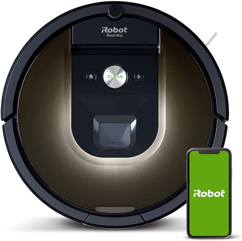 Gadgets for a winter quarantining: Quit cleaning; let Roomba do the work for you.