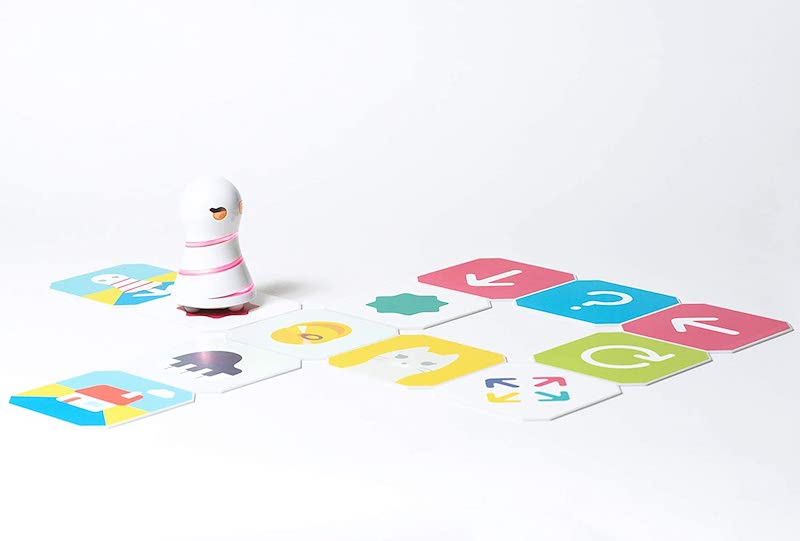 No-screen tech and STEM toys for kids: Kumita's coding toy for children.