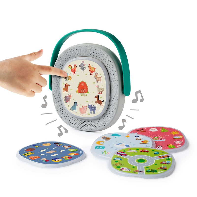 9 great no-screen tech & STEM toys for kids of all ages: The Timeo educational toy for young kids
