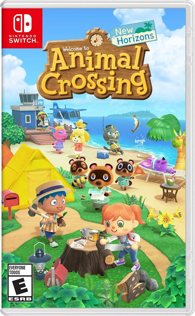 7 of the best family video games to give and play this season: Animal Crossing