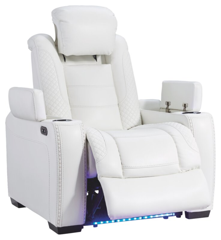 Gift ideas for a home movie theater: Luxury theater seats from Latitude Run