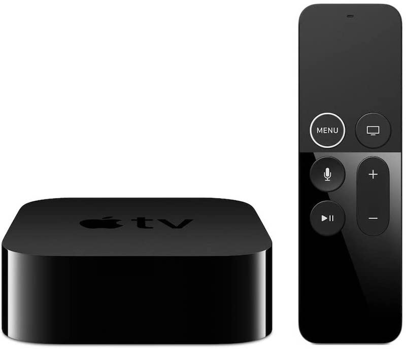Gift ideas for a home theater: A streaming device like Apple TV, which has the HBO Max app available.