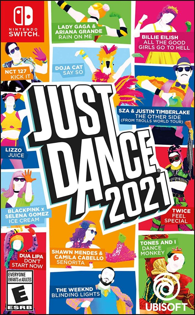 7 of the best family video games to give and play this season: Just Dance 2021