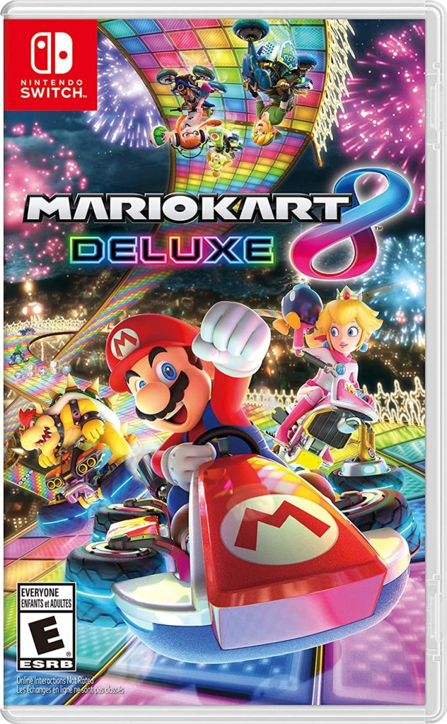 7 of the best family video games to give and play this season: MarioKart Deluxe 8