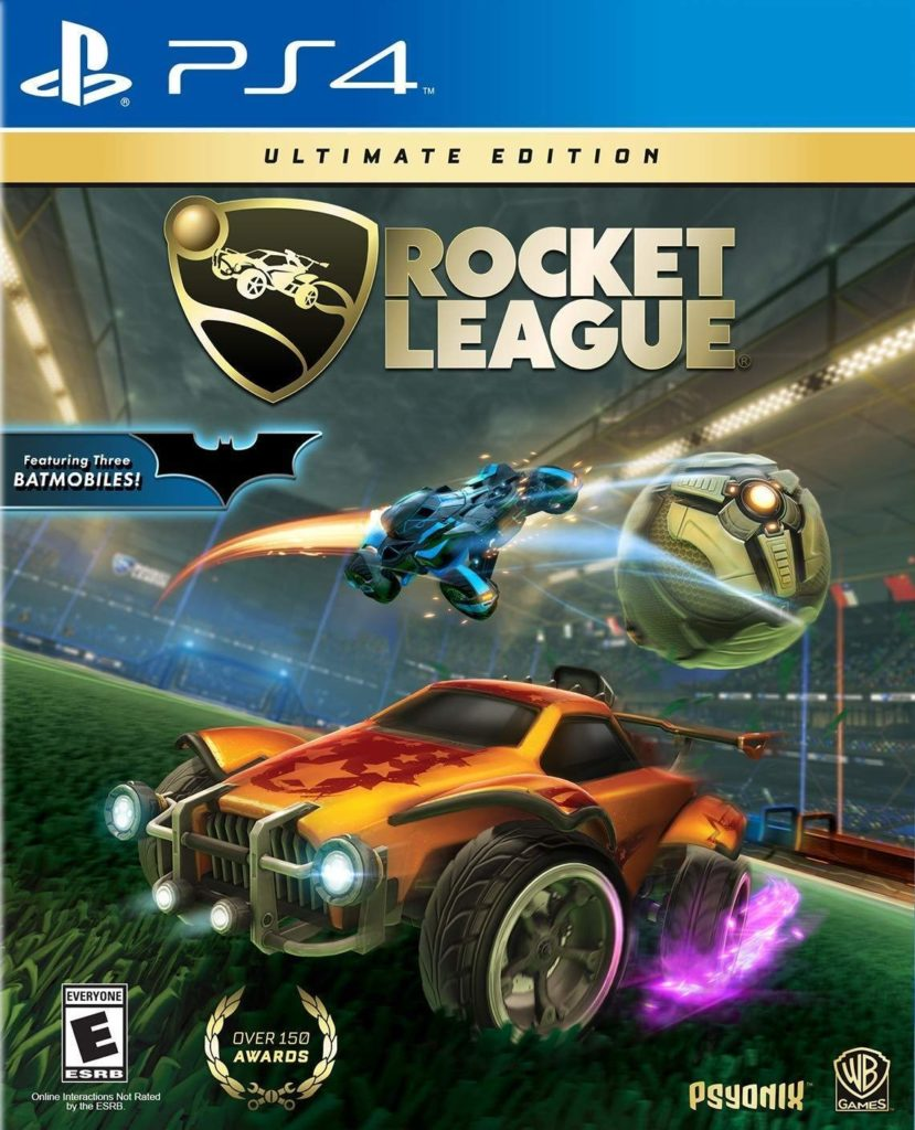 7 of the best family video games to give and play this holiday: Rocket League
