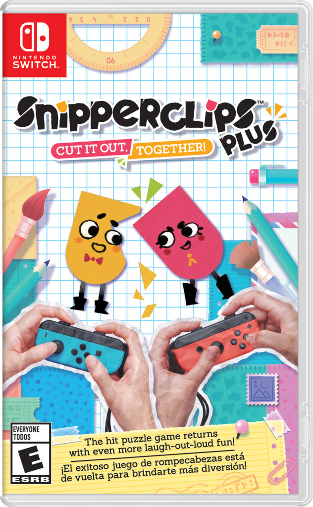 7 of the best family video games to give and play this holiday: Snipperclips Plus