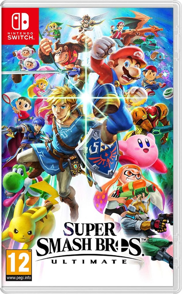 7 of the best family video games to give and play this season: Super Smash Bros. Ultimate