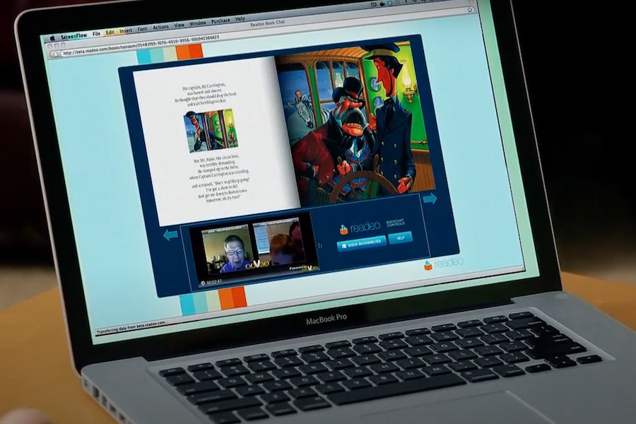 Readeo: The ebook app that makes us think Epic + Zoom had a baby