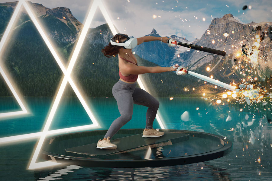 Getting in shape in 2021? Our review of the Supernatural VR exercise app on Oculus