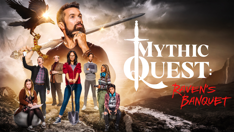 6 great Apple TV+ original shows: Mythic Quest
