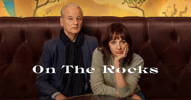 6 great Apple TV+ original shows: On the Rocks is a father-daughter divorce love story you don't want to miss.