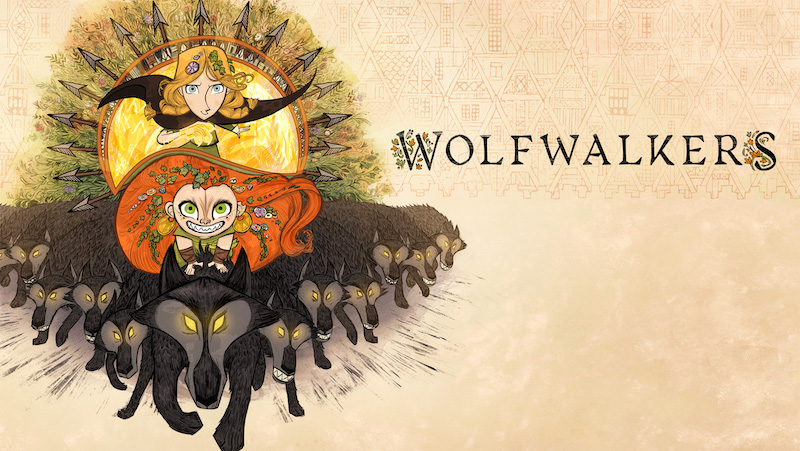 6 great Apple TV+ original shows: The empowering family movie, Wolfwalkers.