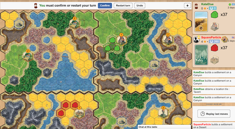 3 ways to play board games online before you buy: Play with friends on Board Game Arena