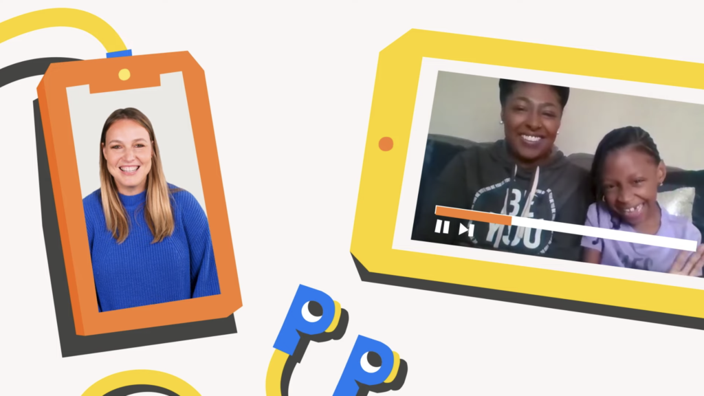 The new Breathers video series from Google and Headspace help parents with screen time balance | sponsor