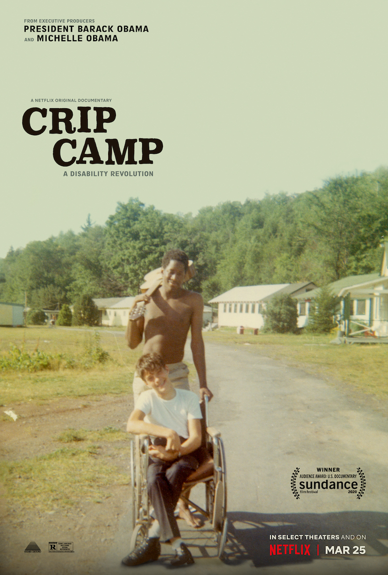 Where to stream Crip Camp | 2021 Oscars best documentary feature film nominees