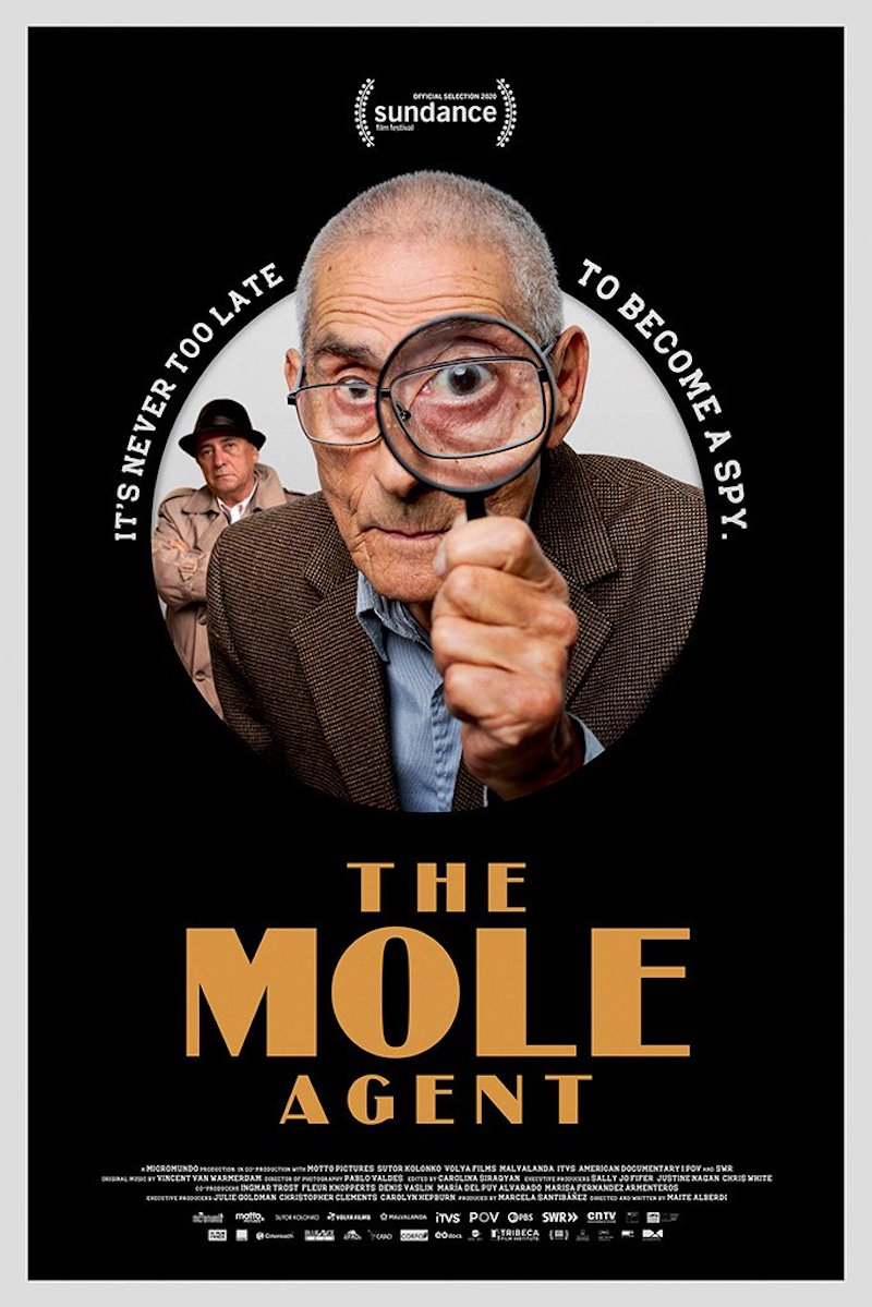 Where to stream The Mole Agent | 2021 Oscars best documentary feature film nominees