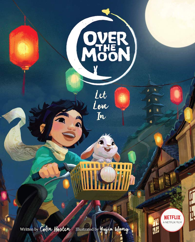 Where to stream Over the Moon | 2021 Oscars best animated feature film nominees