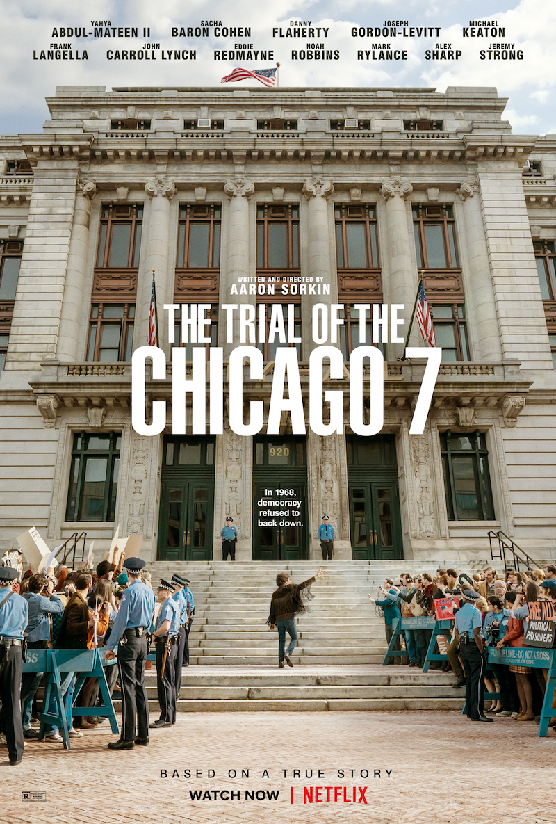 Where to stream The Trial of the Chicago 7 | 2021 Oscars best picture nominees