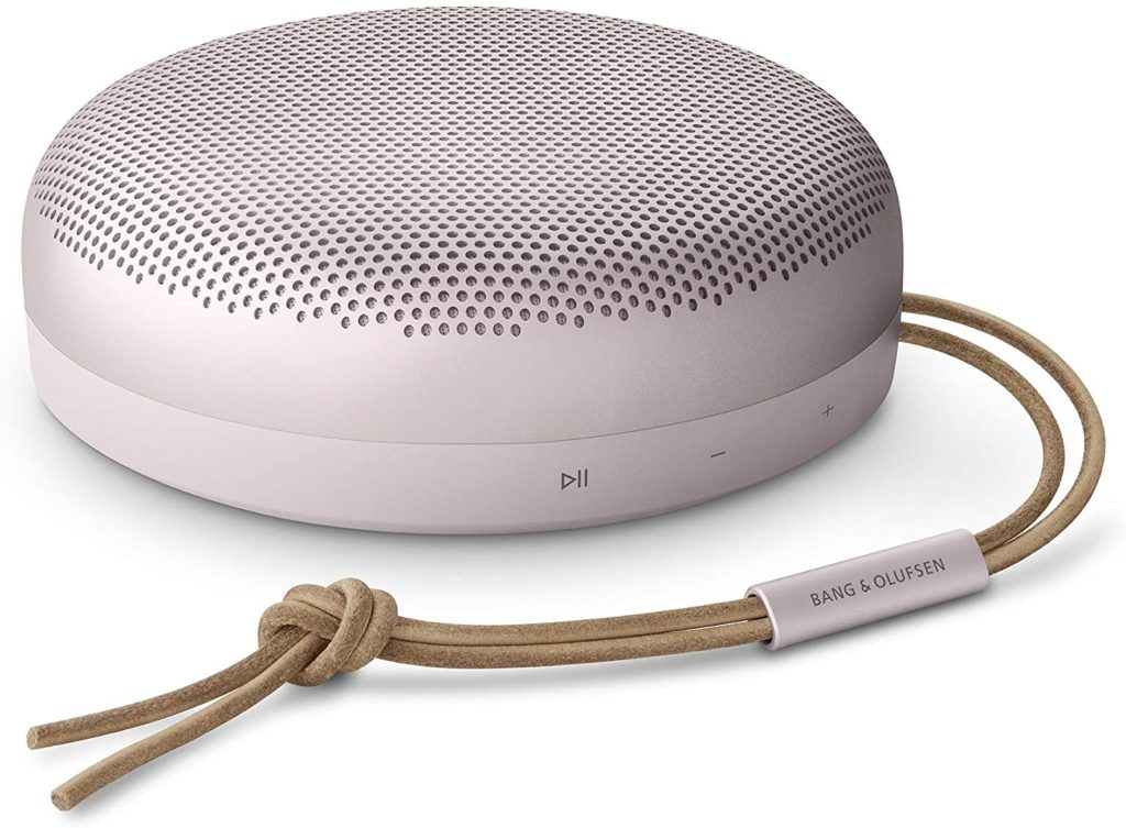 BeoSound wireless Bluetooth speaker: A fabulous tech gift for her, in so many great colors
