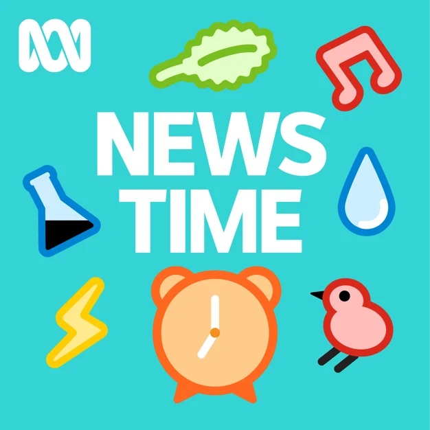 Great news podcasts for kids: News Time