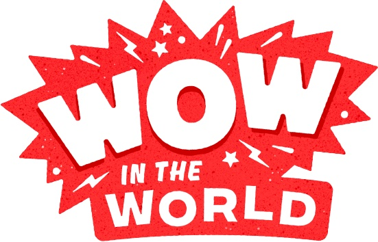 Great news podcasts for kids: Wow in the World