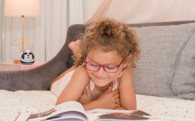 A cool new trick to help kids practice their reading this summer