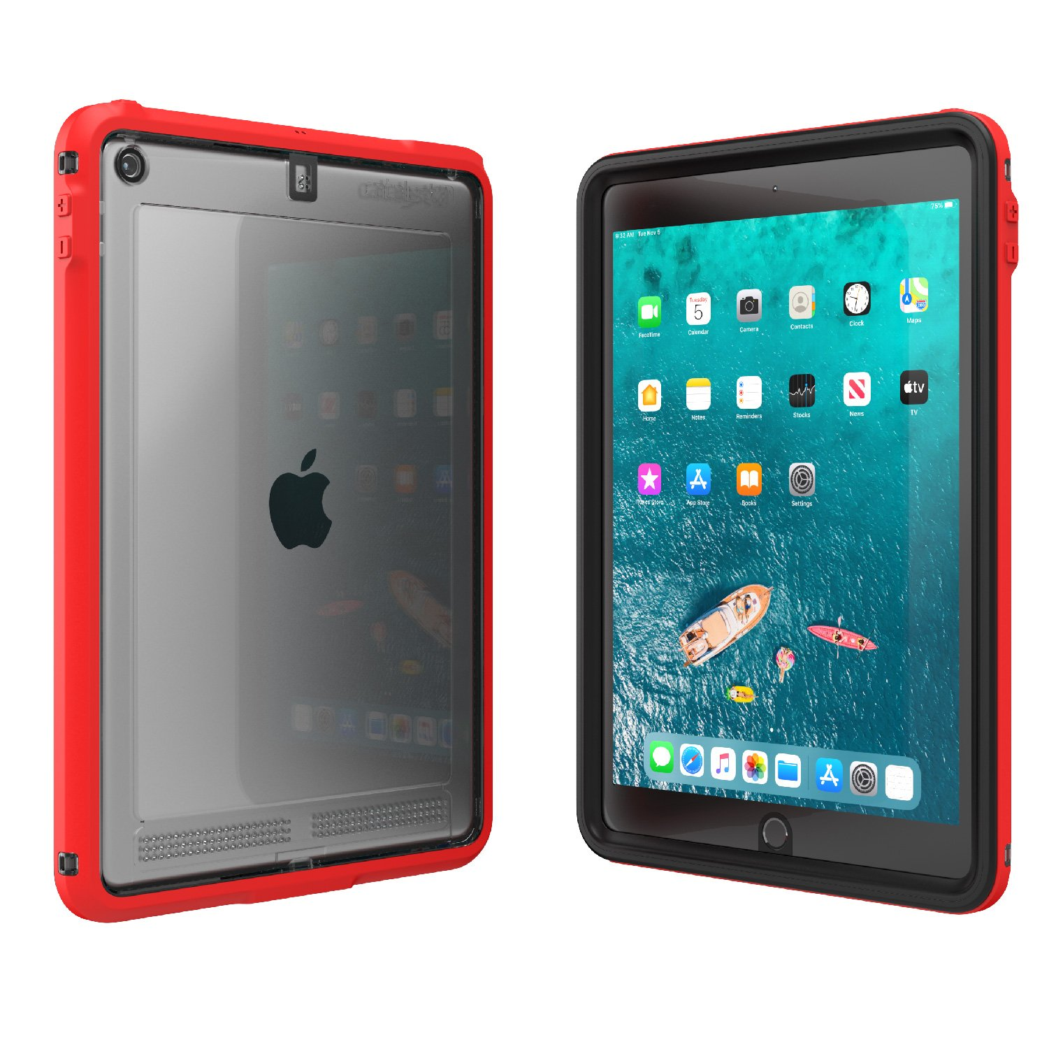 The best rated waterproof iPad case: Catalyst's drop proof and water proof iPad case