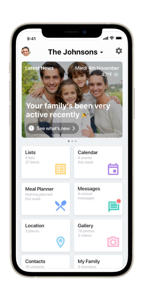 Why the Family Wall app makes our list of the 3 best digital planners for parents