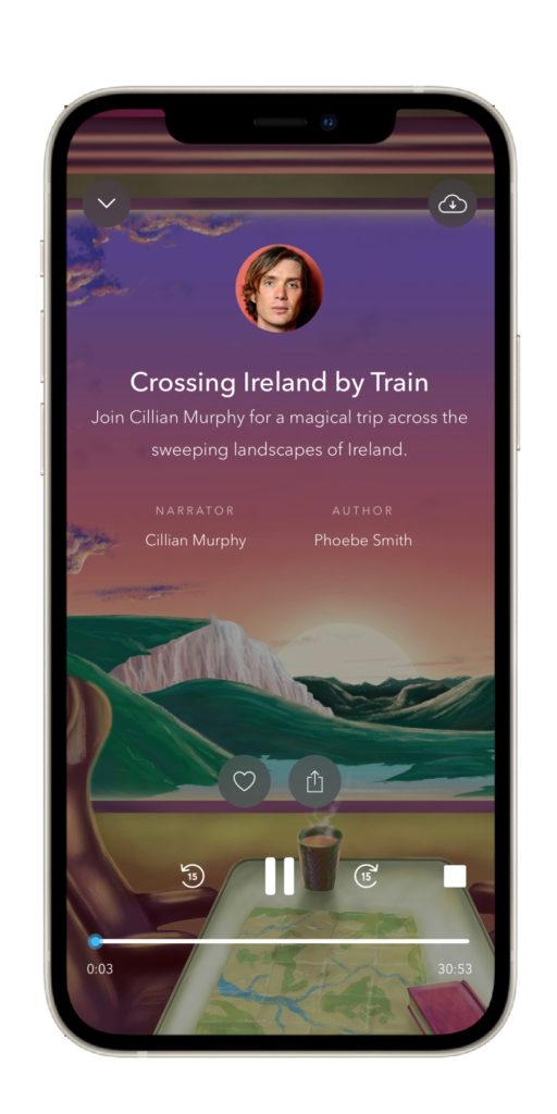 Sleep Stories on the Calm app feature wonderful celebrity voices like Cillian Murphy, Idris Elba, and Priyanka Chopra Jonas