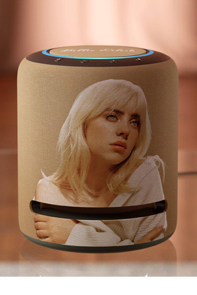 All about the new Billie Eilish edition Amazon Echo Studio