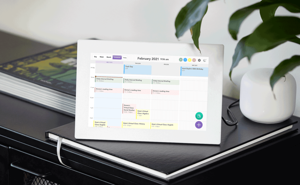 Does the Skylight Calendar live up to the hype? A mom of 4 tries it out.