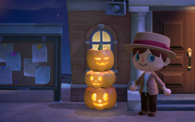 3 spooky fun Nintendo Switch games to get kids + teens into the Halloween spirit