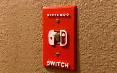 Nintendo Switch! Get it?