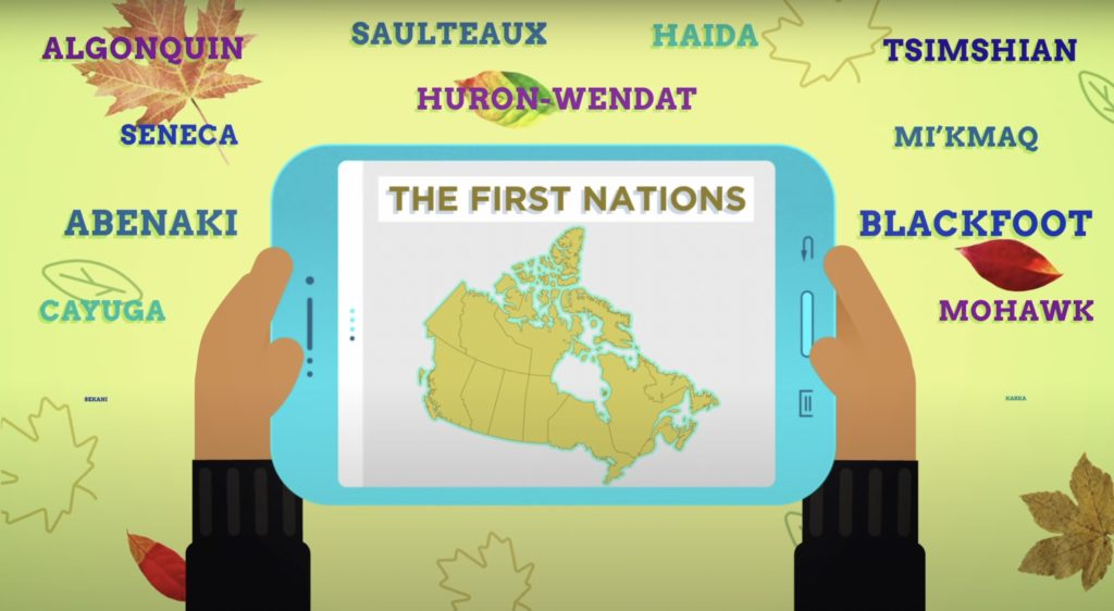 What Are First Nations? Helpful video from CBS Kids on Indigenous Peoples Day and beyond | cool mom tech