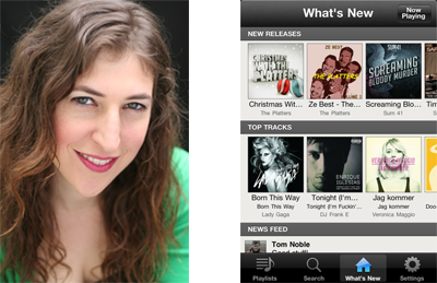 Oh Appy Day! featuring Mayim Bialik