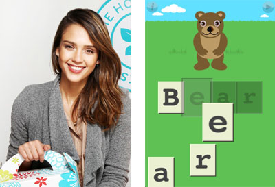 Oh Appy Day! featuring Jessica Alba