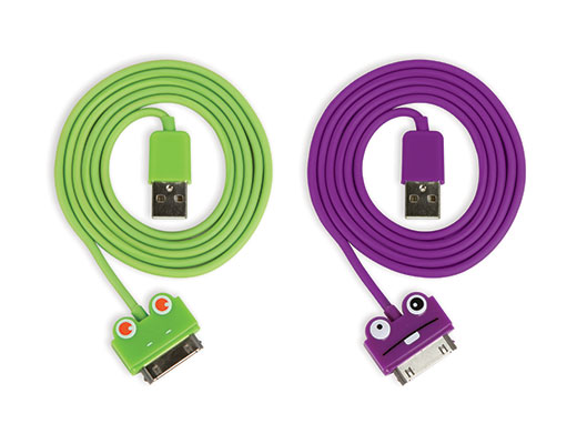 Creative stocking stuffers for kids: frog cable